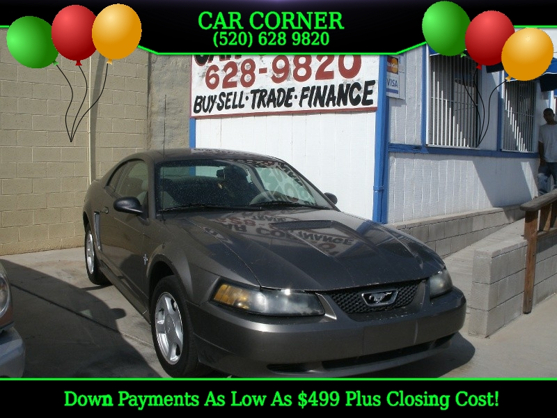 2002 Ford Mustang This Ford Mustang is ready to roll today and qualifies for a 998 Down Payment