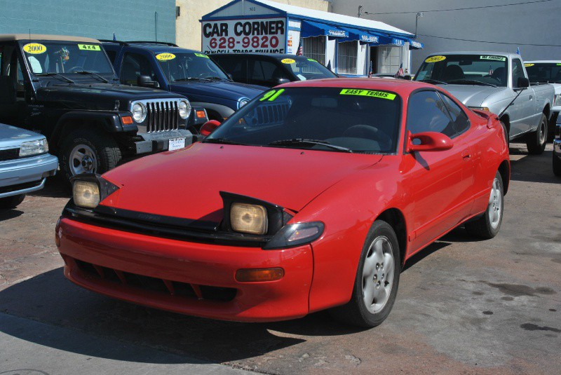 1991 Toyota Celica 3dr Liftback GT-S Auto This Toyota Celica is ready to roll today and qualifies f
