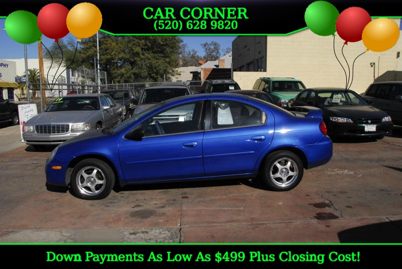 2004 Dodge Neon 4dr Sdn SXT This Neon is ready to roll today and qualifies for a 998 Down Payment