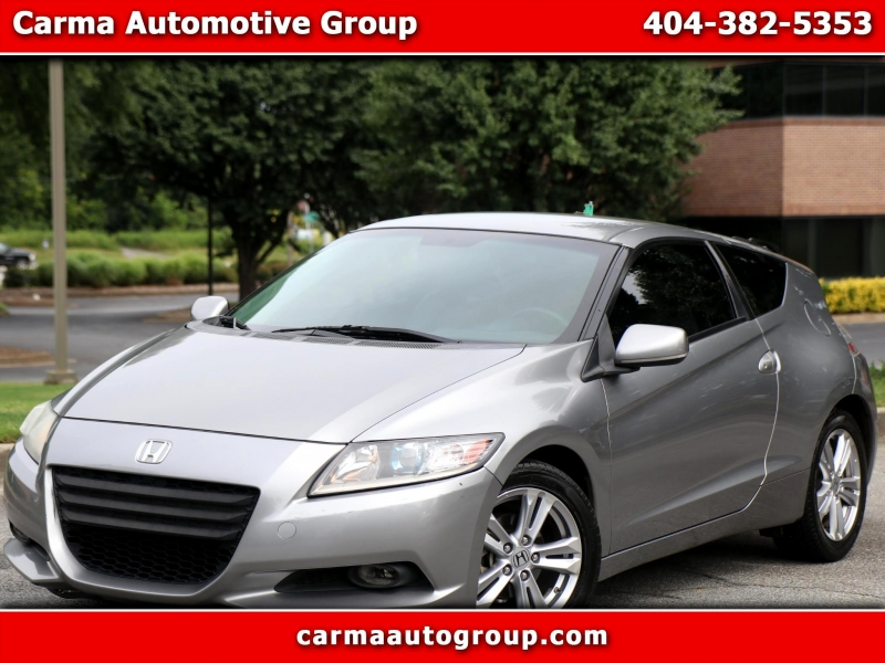 2011 honda cr-z ex cars - duluth, ga at geebo