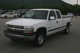 Chevrolet Silverado 1500 2001 