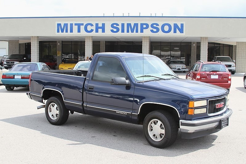 Contact Sales Department at mitch simpson motors