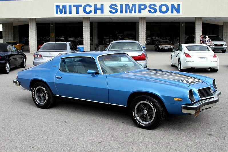 1974 chevrolet camaro ebay for Mitch simpson motors cleveland ga