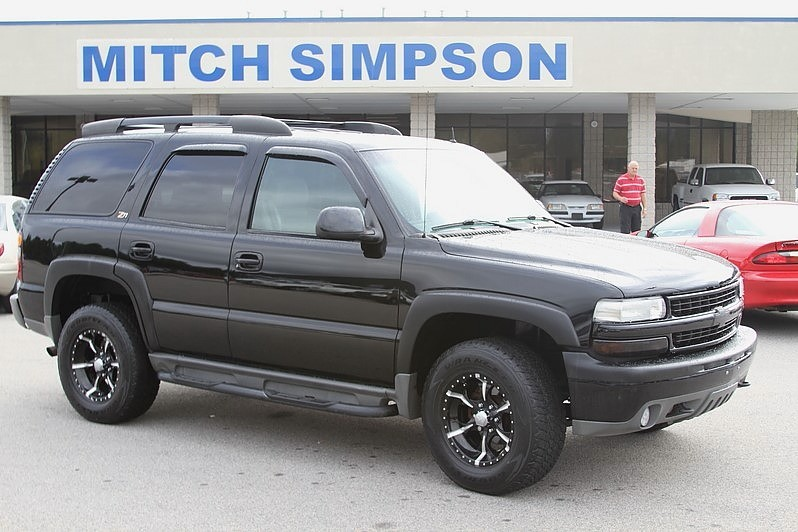 Buy Used 2002 Chevrolet Tahoe Z 71 4x4 Loaded Sunroof No