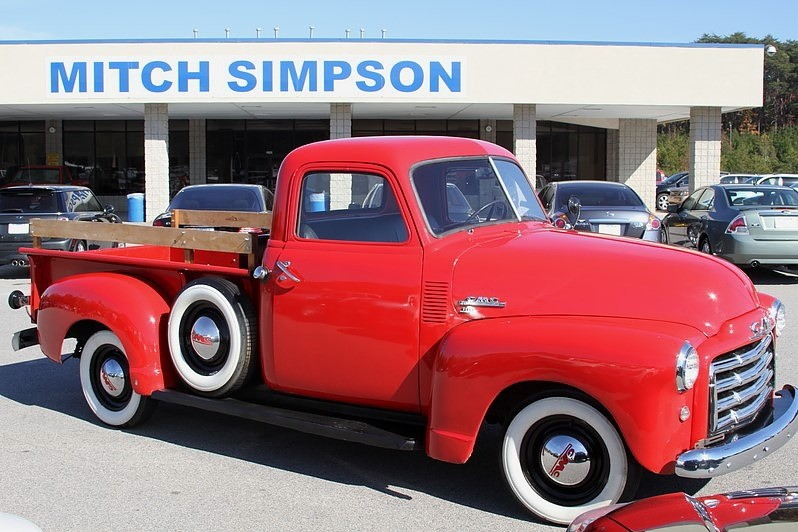 1950 gmc other ebay for Mitch simpson motors cleveland ga