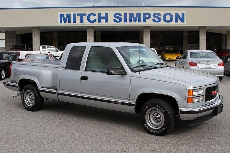 1997 gmc sierra 1500 ebay for Mitch simpson motors cleveland ga