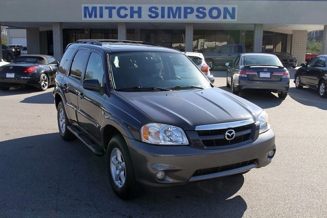 2006 mazda tribute 4wd leather sunroof totally loaded for Mitch simpson motors cleveland ga