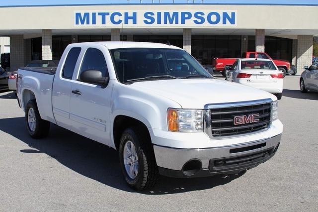 2011 gmc sierra 1500 sle z 71 ext cab 4x4 sle 1 owner for Mitch simpson motors cleveland ga