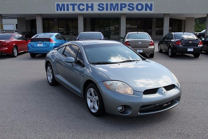 2008 mitsubishi eclipse gs coupe 2 door for Mitch simpson motors cleveland ga