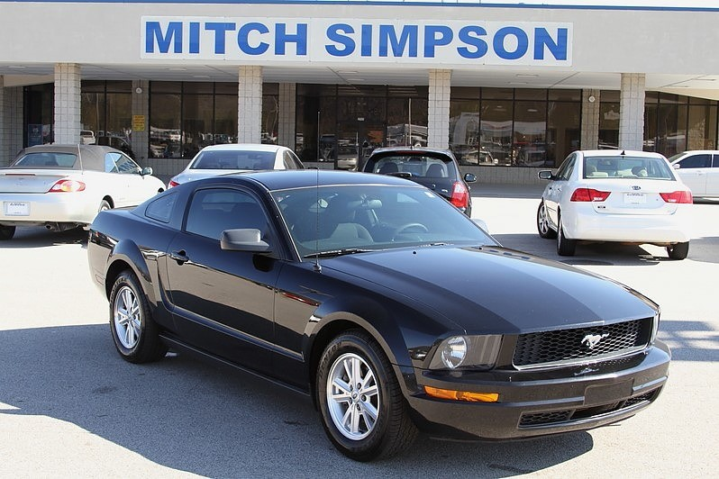 Ford mustang base coupe 2 door ebay for Mitch simpson motors cleveland ga