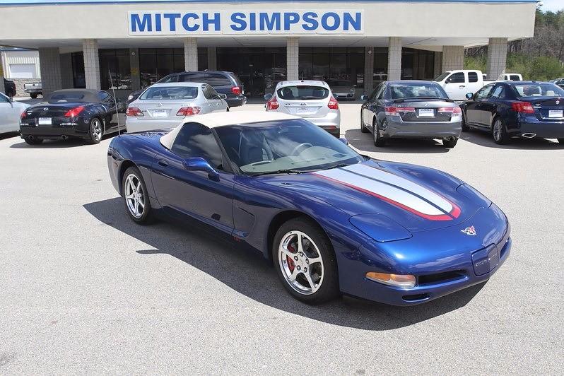 Mitch Simpson Used Cars >> Mitch Simpson Motors. 2004 Chevrolet Corvette Base Convertible 2 Door EBay. Universal Auto Sales ...