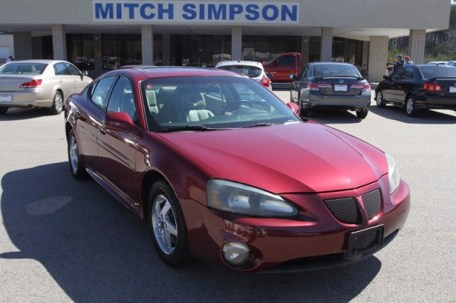2004 pontiac grand prix gt widetrack sunroof great 1 owner for Mitch simpson motors cleveland ga