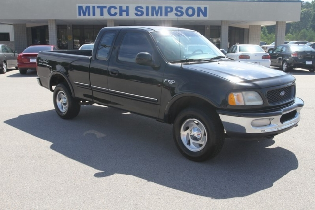 1997 ford f 150 xl supercab 4x4 off road 161k great tires for Mitch simpson motors cleveland ga
