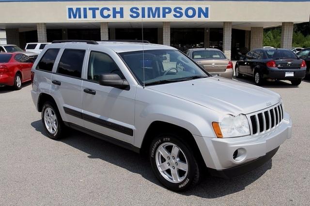 2006 jeep grand cherokee laredo 2wd 123k keyless alloy for Mitch simpson motors cleveland ga
