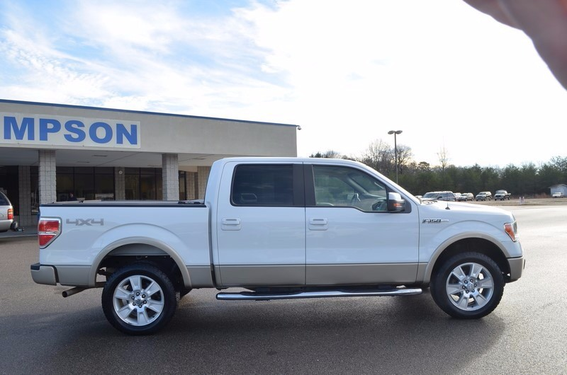 Mitch Simpson Used Cars >> 2009 FORD F-150 SUPERCREW 4x4 LARIAT SUNROOF LEATHER 1-OWNER PERFECT CARFAX - Used Cars & Trucks ...