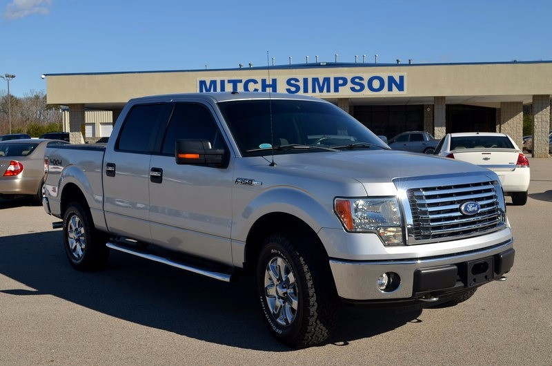 Mitch Simpson Used Cars >> 2010 FORD F-150 SUPERCREW XLT 4X4 SUPER NICE PERFECT CARFAX - Used Cars & Trucks | Used Autos ...