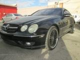 Mercedes-Benz CL-Class 2002