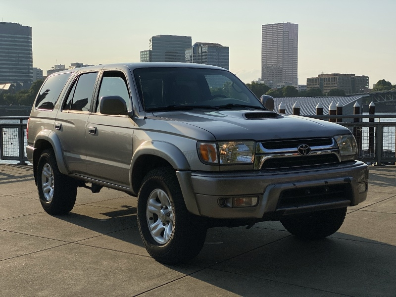 2002 toyota 4runner 4dr sr5 3.4l auto 4wd cars - portland, or at geebo