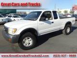 Toyota Tacoma Xtracab 2000
