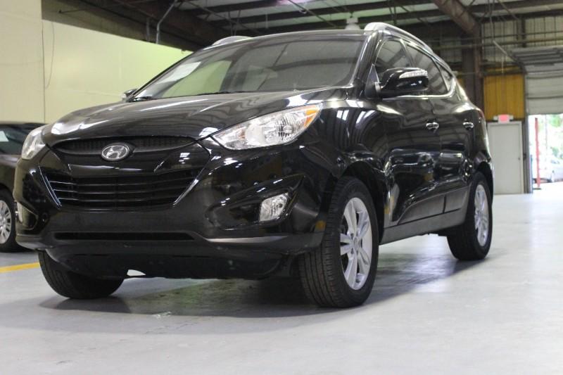 2013 Hyundai Tucson FWD 4dr Auto GLS 0 miles Stock 740699 VIN KM8JU3AC1DU740699