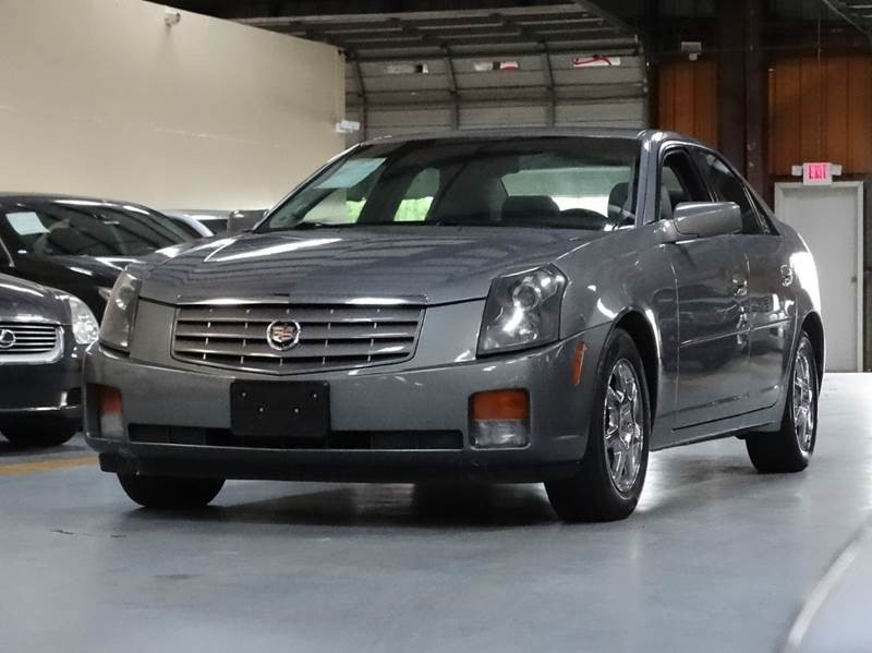 2005 Cadillac CTS 4dr Sdn 36L 104984 miles Stock 152614 VIN 1G6DP567250152614