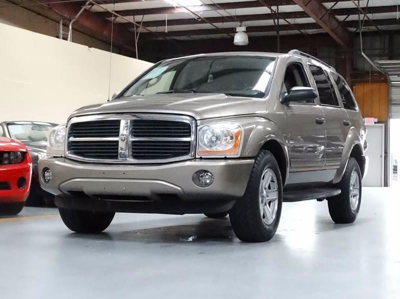 2004 Dodge Durango 4dr SLT 142721 miles Stock 138683 VIN 1D4HD48N14F138683