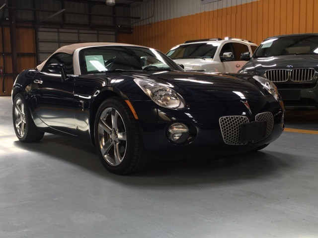 2007 Pontiac Solstice 2dr Convertible 70290 miles Stock 106119 VIN 1G2MB35B67Y106119