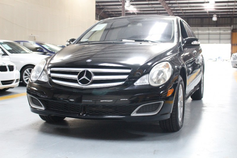 2006 Mercedes R-Class 4MATIC 4dr 35L 124600 miles Stock 027408 VIN 4JGCB65E46A027408