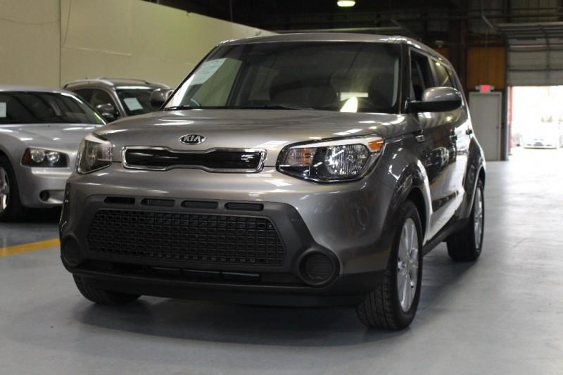 2015 Kia Soul 5dr Wgn Auto  10074 miles Stock 183689 VIN KNDJP3A58F7183689