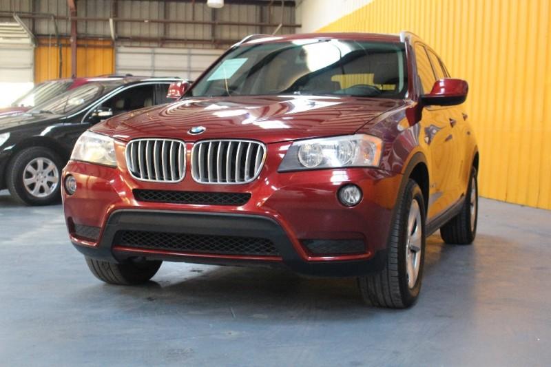 2011 BMW X3 AWD 4dr 28i 122816 miles Stock 701195 VIN 5UXWX5C52BL701195