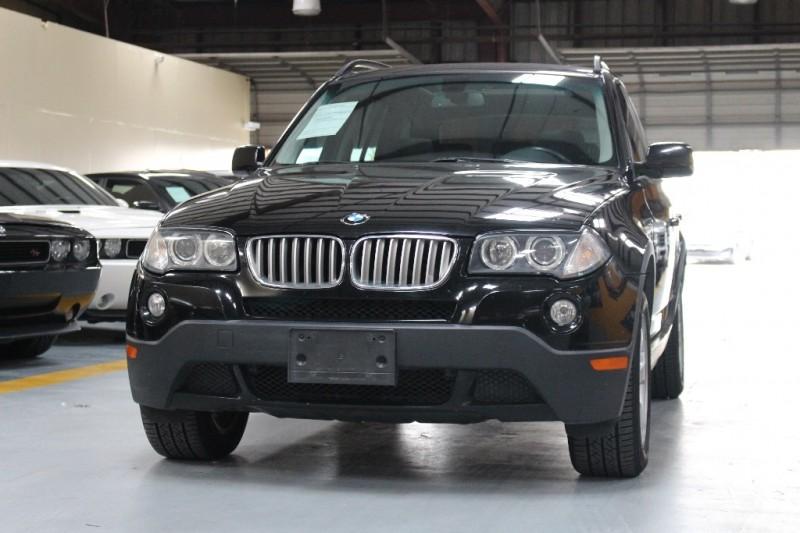 2007 BMW X3 AWD 4dr 30si 146046 miles Stock F04640 VIN WBXPC93447WF04640