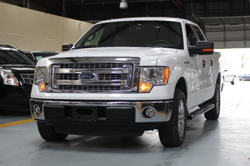 2014 Ford F-150 77 miles Stock E81862 VIN 1FTFW1CF9EKE81862