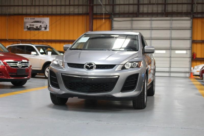 2011 Mazda CX-7 FWD 4dr i Sport Silver Gray 105767 miles Stock 359614 VIN JM3ER2B55B0359614