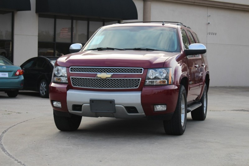 2007 Chevrolet Tahoe 2WD 4dr 1500 LS Red 103087 miles Stock 888694 VIN 1GNFC13017R388694
