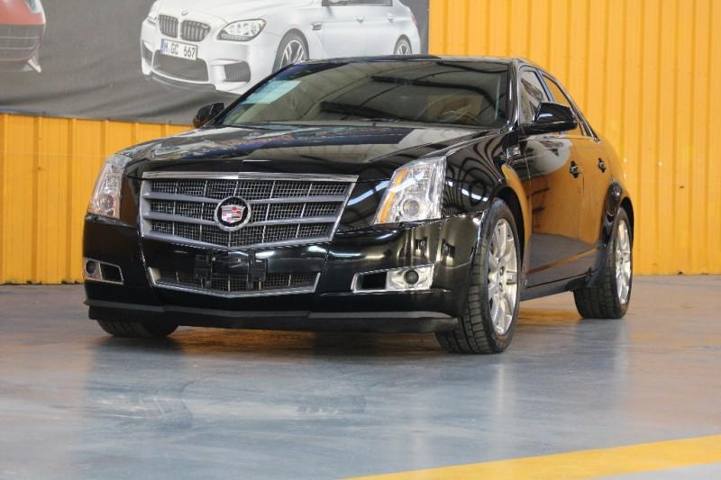 2009 Cadillac CTS 4dr Sdn RWD w1SB Black Black 91235 miles Stock 102133 VIN 1G6DV57VX90102