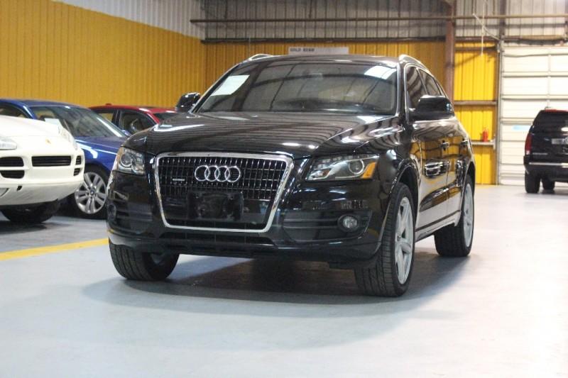 2010 Audi Q5 quattro 4dr Prestige Black Tan 98195 miles Stock 011474 VIN WA1VKAFPXAA011474