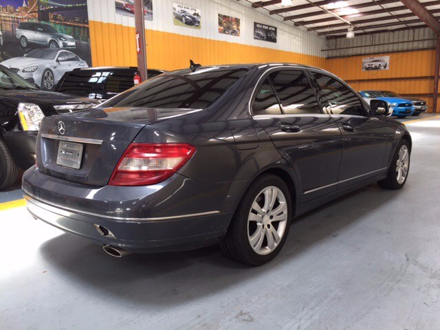 2008 mercedes benz c class 4dr sdn 3 0l sport rwd for Mercedes benz buy here pay here