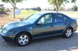 Volkswagen Jetta Sedan 2002
