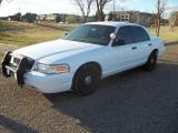 Ford Police Interceptor 2003