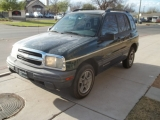 Chevrolet Tracker 4X4 2003