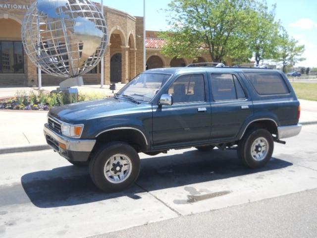 Toyota 4Runner SR5 1995