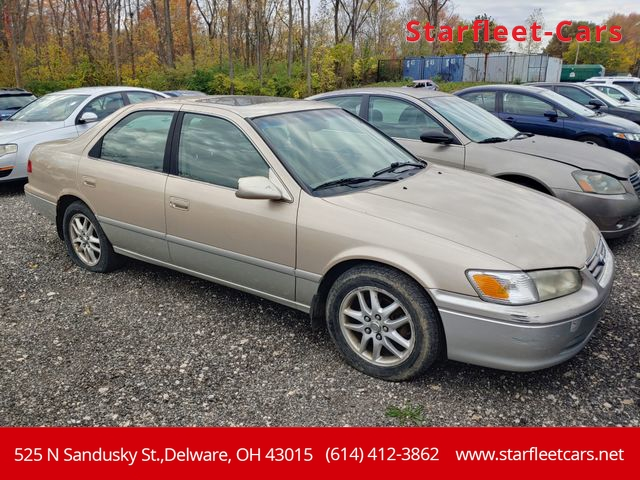 2001 toyota camry xle sedan 4d cars - delaware, oh at geebo