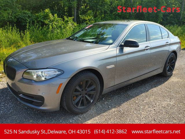 2014 bmw 5 series 528i sedan 4d cars - delaware, oh at geebo