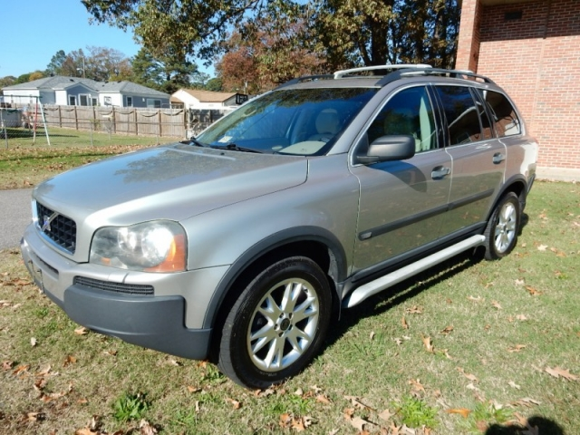 2004 volvo xc90 t6 awd with 3rd row seat 96k mls we fiance inventory auto expo auto. Black Bedroom Furniture Sets. Home Design Ideas