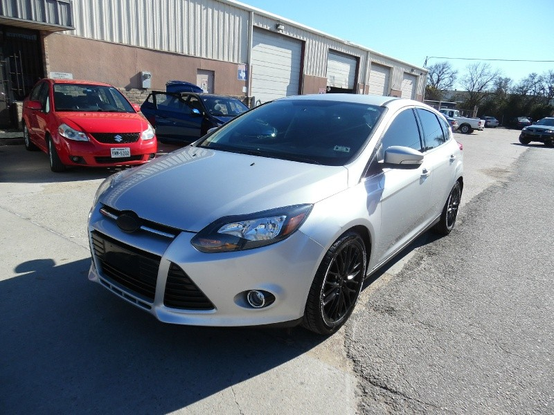 2014 ford focus titanium hatchback used cars in dallas tx 75229. Cars Review. Best American Auto & Cars Review