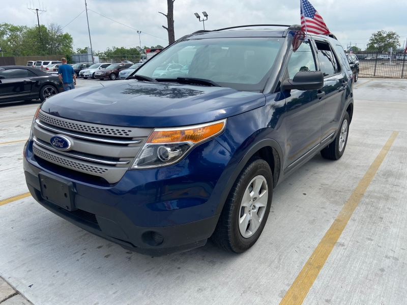 2012 ford explorer 4wd 4dr base cars - houston, tx at geebo