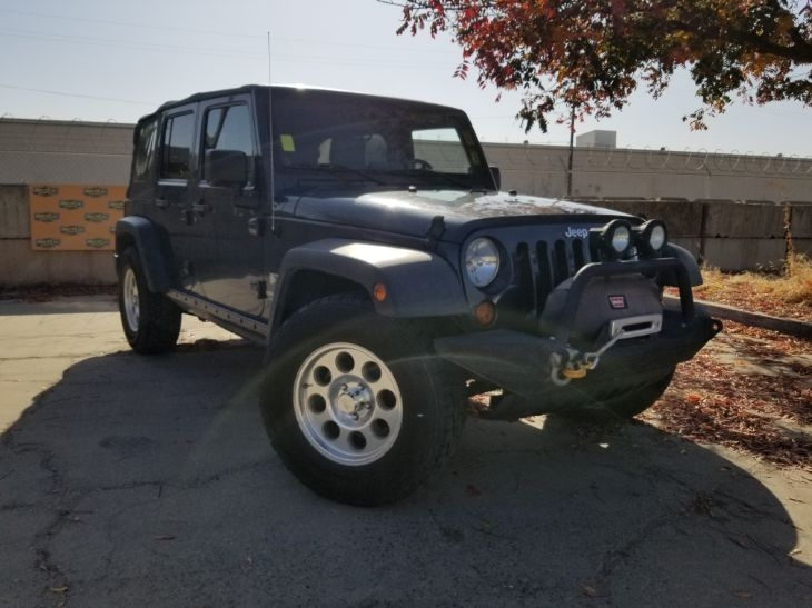 2007 jeep wrangler unlimited x cars - fresno, ca at geebo