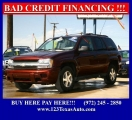 Chevrolet TrailBlazer 4X4 - From $699 down* 2006