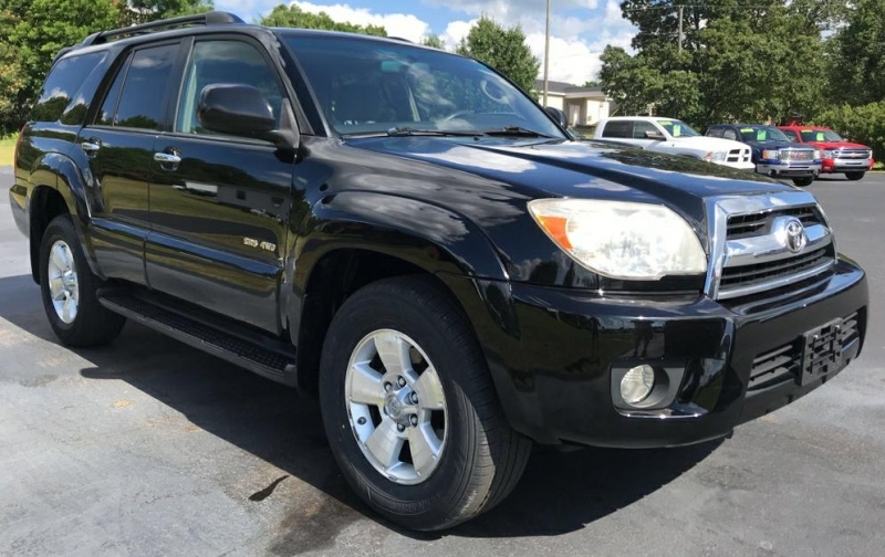1,560 down and 70 weekly sr5 trim, 4.0l v6, automatic, 4x4, alloy rims, tow package, extra clean cars - union, sc at geebo