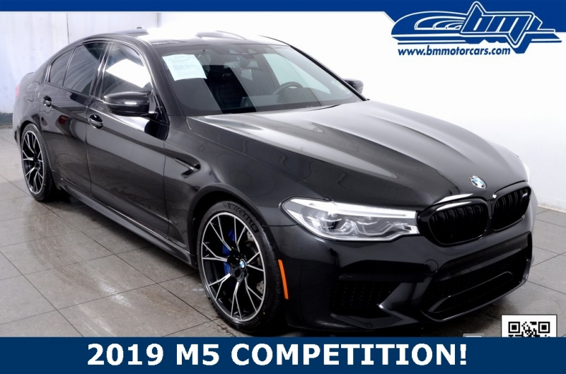 2019 bmw m5 competition cars - chester, nj at geebo